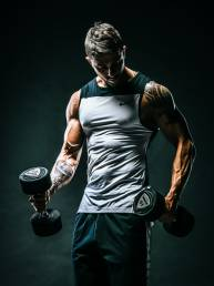 man-workout-with-dumbbells