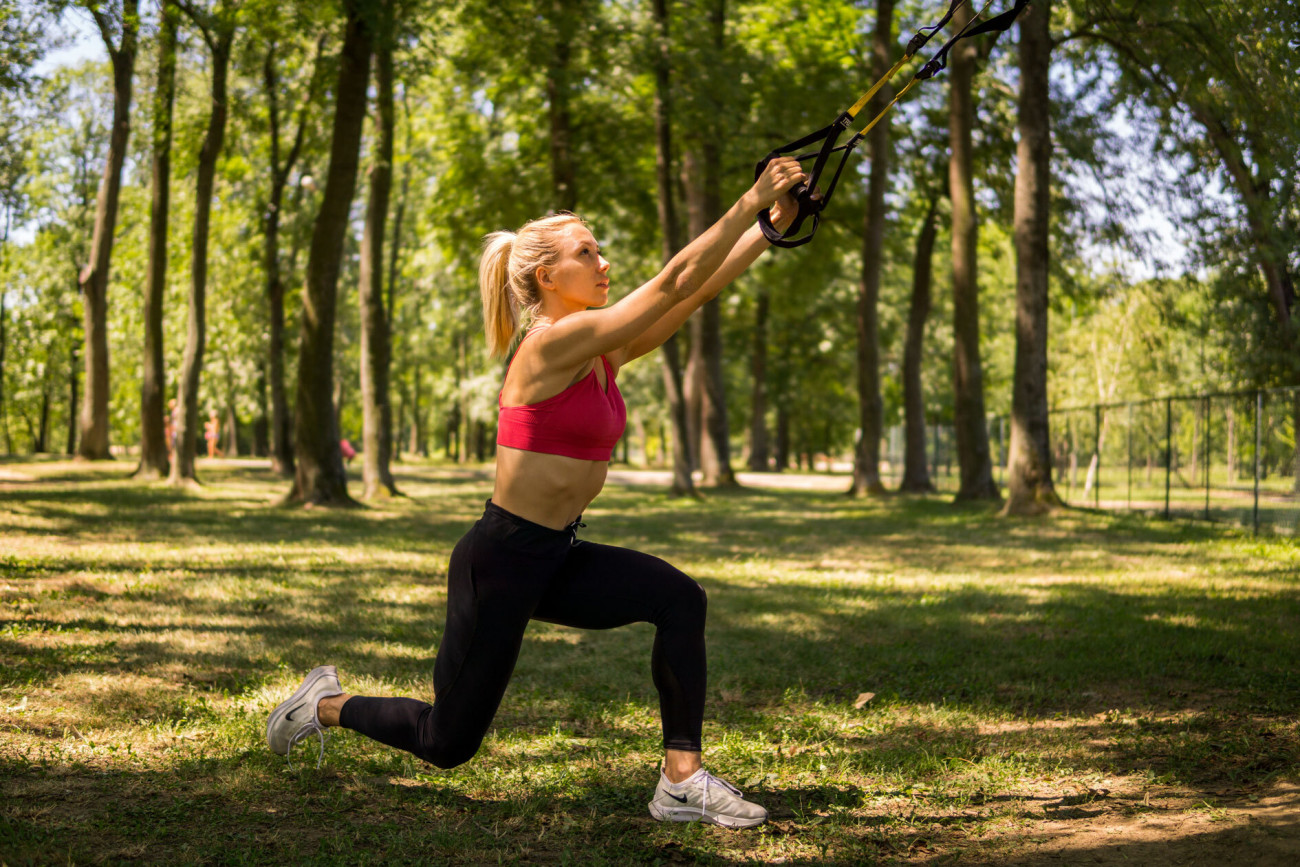 TRX Training and its Benefits - Infinity Fit
